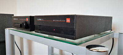 ION SYSTEMS OBELISK 3X + X PACK 1 STEREO INTEGRATED AMPLIFIER MADE IN WALES (UK)