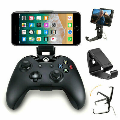 For Xbox-One Controller Phone Clip Holder Mount Bracket Game For iPhone Android
