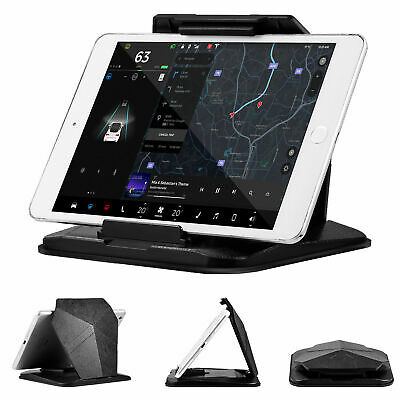 3 in 1 Car Dashboard Holder Cellphone GPS Tablet Mount Stand for iPhone Samsung