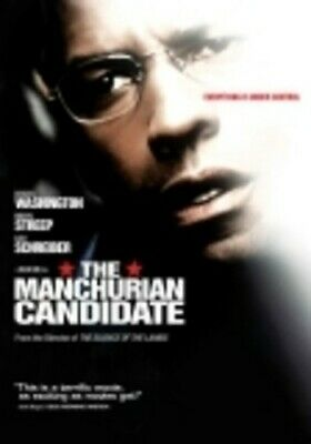 The Manchurian Candidate New DVD Ac-3Dolby Digital Dolby Dubbed