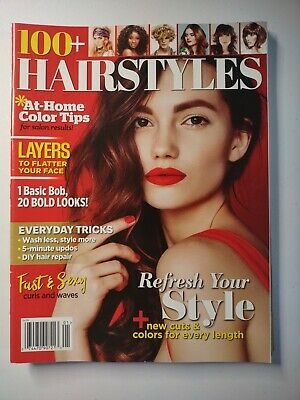 Refresh Your Hairstyle 100 Plus Hairstyles Layers Color Tips Curls and Waves