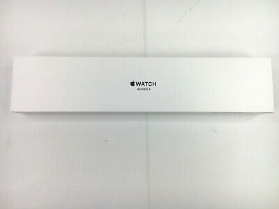 EMPTY Apple Watch Series 3 Box Only No Watch Included