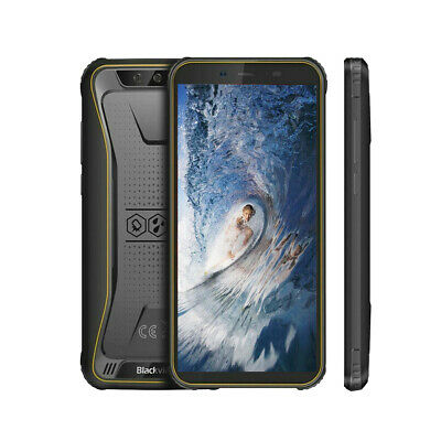 2GB+16GB Outdoor Blackview BV5500  Handy Ohne Vertrag Android Smartphone IP68