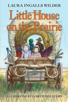 Little House on the Prairie Paperback by Wilder Laura Ingalls Williams Ga-