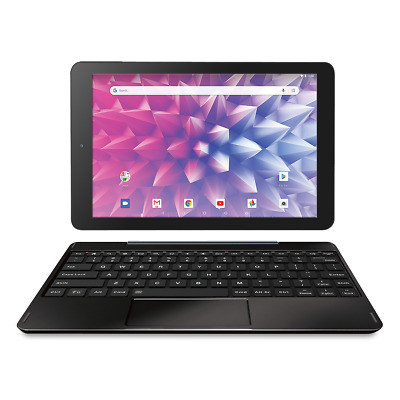 RCA 10 Quad-Core 16 GB Android 8-1 Tablet Detachable Keyboard 1 Year Warranty