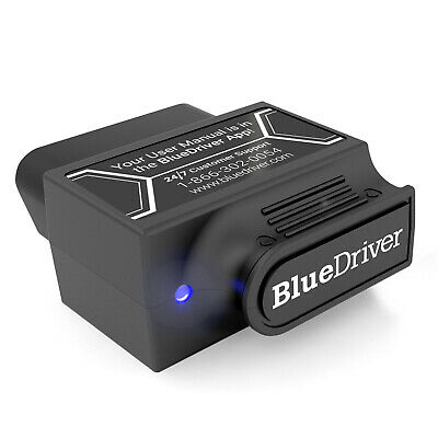 BlueDriver Bluetooth Pro OBDII Scan Tool for iPhone - Android