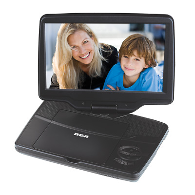 RCA 9 Inch Portable DVD Player with Swivel Screen