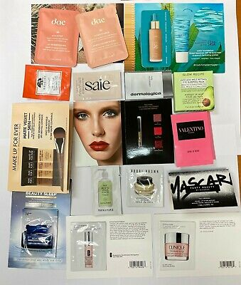 Beauty lot of 15 Sephora High End Product Samples
