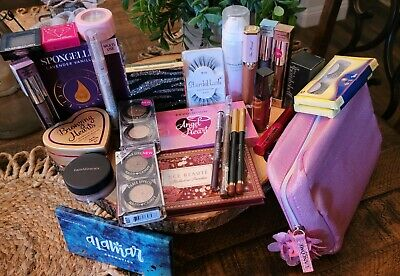 Makeup Lot 31 Items High End Eye Shadow Pallets Sephora Full Size