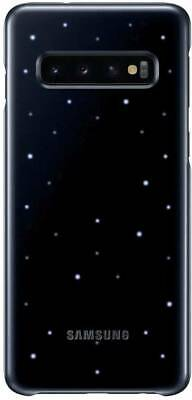 Samsung LED 'Light Show' Protective Cover for Galaxy S10 Black