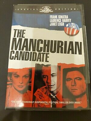 The Manchurian Candidate DVD Special Edition