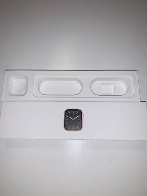 EMPTY BOX ONLY Apple Watch Series 5 40mm Gold