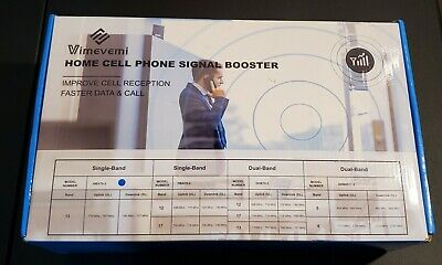 Cell Phone Signal Booster Verizon 5G 4G LTE Signal Booster HBV70-2