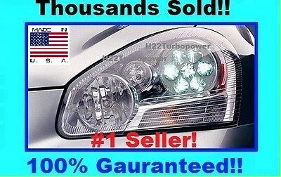 HEADLIGHT CLEANER RENEWER h22 CAR TRUCK SUV LENS RESTORATION POLISH KIT