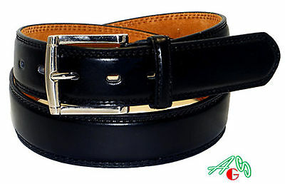 1-5BIG MEN CASUAL  DRESS LEATHER BELT Black Brown S M L XL XXL 3XL 4XL 5XL 6XL
