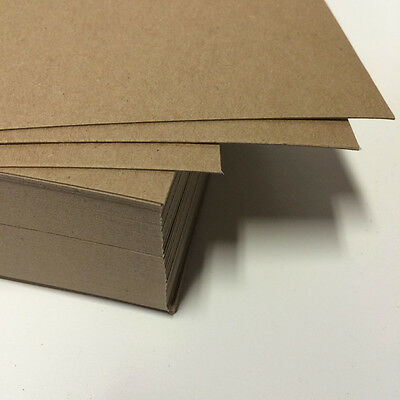 Chipboard 22 pt - 8-5x11 full sheets 0-022 Lightweight 25 - 200 quantity crafts