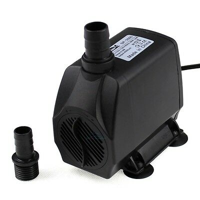 1058 GPH Submersible Water Pump Aquarium Pond Fish Powerhead Fountain Hydroponic