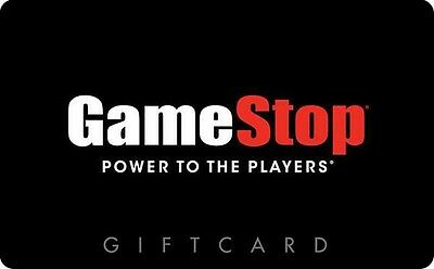 GameStop Gift Card 25 50 100 - Email Delivery
