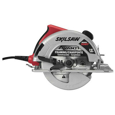 Skil 15 Amp 7-14 SKILSAW Circular Saw 5587-01 Reconditioned