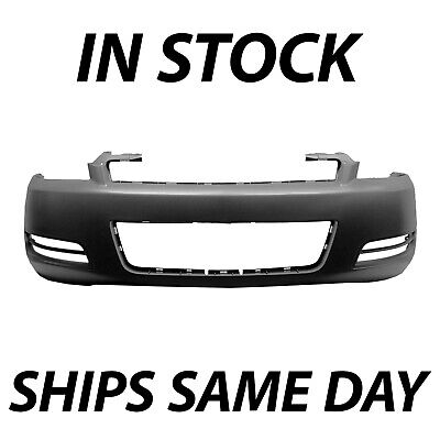 NEW Primered - Front Bumper Cover Replacement for 2006-2013 Chevrolet Impala