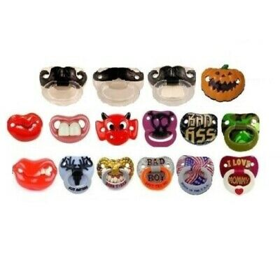 You Pick Novelty Billy Bob Funny Teeth Pacifier BPA and Phylate Free