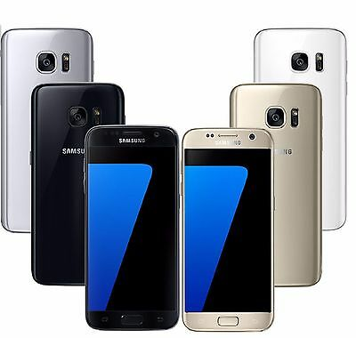 New Samsung Galaxy S7 SM-G930FD Duos 5-1 12MP FACTORY UNLOCKED 32GB Phone