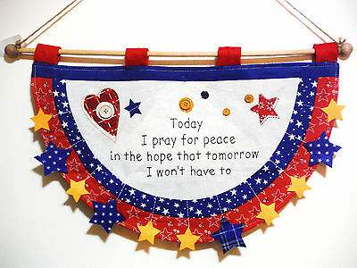 4TH OF JULY-PATRIOTIC- BANNER  AMERICANA -USA BANNER