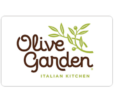 Olive Garden® Italian Restaurants Gift Card - 25 50 or 100 - Email delivery