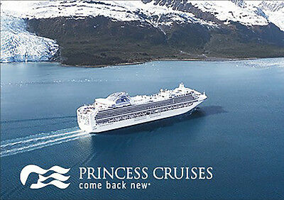 Princess Cruises Gift Card 25 50 100 - Email delivery