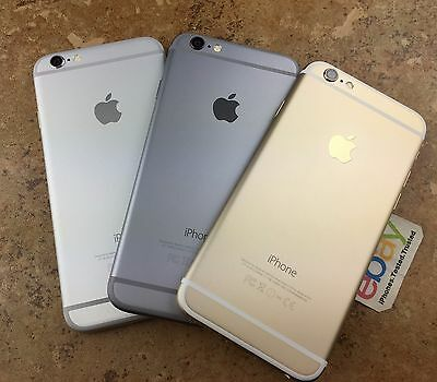 Factory Unlocked Apple iPhone 6 Gold Silver Space Gray ATT TMobile 1664GB128GB
