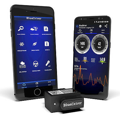 BlueDriver® - Bluetooth Professional OBDII Scan Tool for Android and iPhone