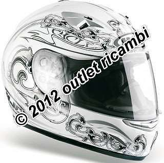 11451010 FULL HELMET HJC IS16 GRAPHIC SIZE XL CYCLES MC10  62 CM-