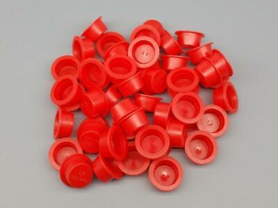 50 NEW FIREWORKS KRAFT PYRO PLASTIC PLUGS FOR TUBES END CAPS  916