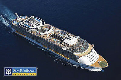 Royal Caribbean Gift Card - 50 or 100 - Email delivery
