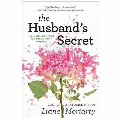 The Husbands Secret a Hardcover book by Liane Moriarty FREE SHIPPING