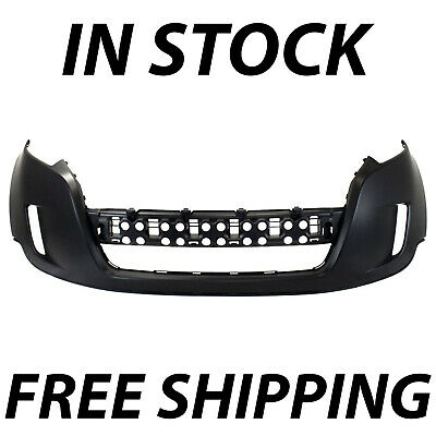 NEW Primered - Front Bumper Cover Fascia Replacement for 2011-2014 Ford Edge SUV
