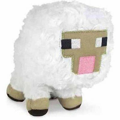 Minecraft Sheep Plush Toy - NEW - FREE FAST USA SHIPPING