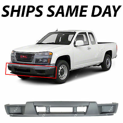 NEW Lower Front Bumper Replacement for 2004-2012 GMC Canyon Chevy Colorado 04-12