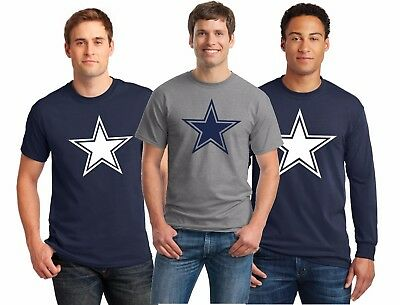 DALLAS COWBOYS STAR  T-Shirt-Sweatshirts-Hat  - ADULT AND YOUTH SIZES CLOSEOUT