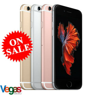 Apple iPhone 6  6 Plus  6S  6S Plus Factory Unlocked AT-T Verizon T-Mobile