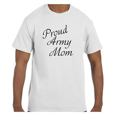 Tshirt Mothers Day Military Proud Army Mom