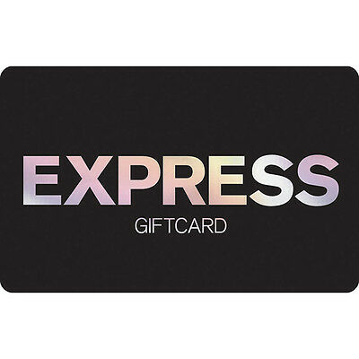 Buy a 50 Express Card for only 40 - Fast email delivery