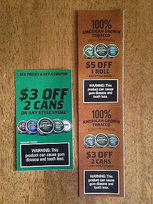 11 Off Skoal Coupons-