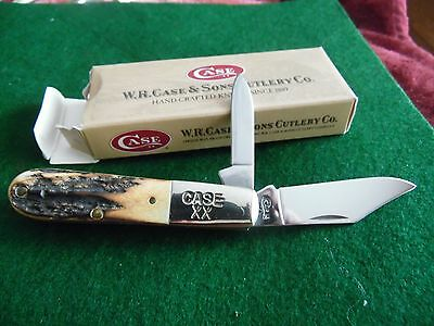 CASE XX 1998-52009 12 STAG BARLOW NEW IN THE BOX