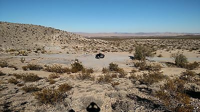 Silver Reef Mining Claim  SRM-1 20 acres located in Lucerne Valley Ca