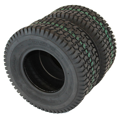 Set of 2 New 13x5-00-6 Turf Tires for Lawn and Garden Mower  FREE SHIPPING