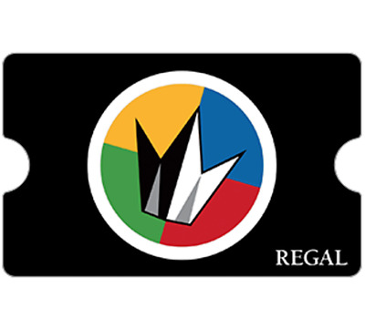 Buy a 25 Regal Gift Card for 20 - Fast Email Delivery