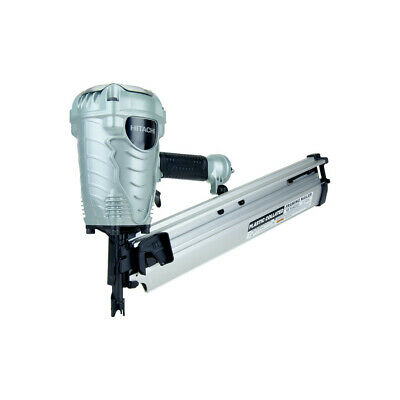 Hitachi 2 in- to 3-12 in- Collated Framing Nailer NR90AES1 Recon