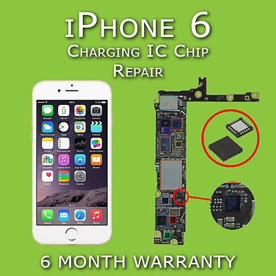 iPhone 6s Charging USB IC U2 Chip 1610A2 Motherboard Repair  Not Charging Fix