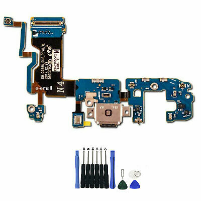 OEM New Charging Port Charger Dock Mic Flex Cable For iPhone 6 4-7 Gray Tools